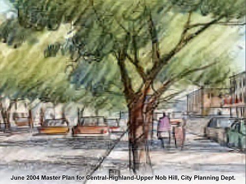 2004 ABQ Master Plan Rendering