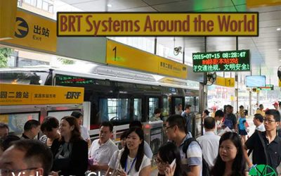 BRT Systems Around the World