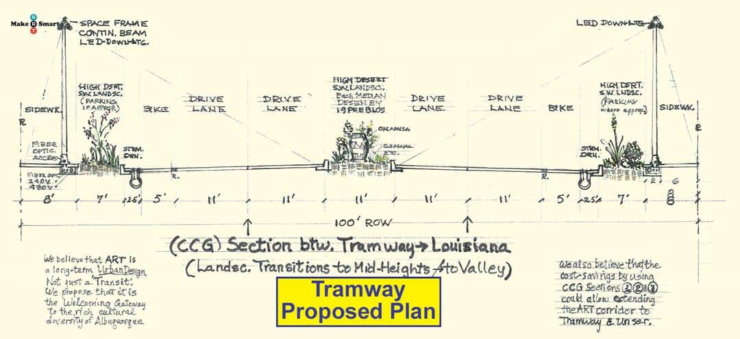 Tramway Proposed Plan