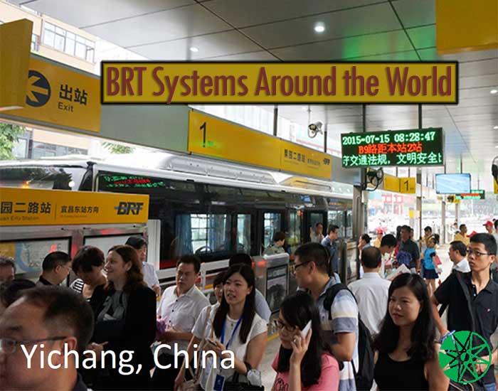 BRT Systems Around the World