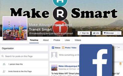 Make ART Smart Now on Facebook