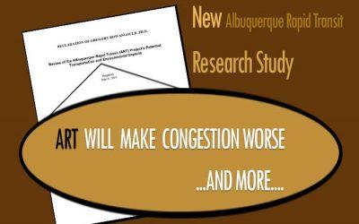 New research study targeting ART project: G. Rowangould Ph.D.