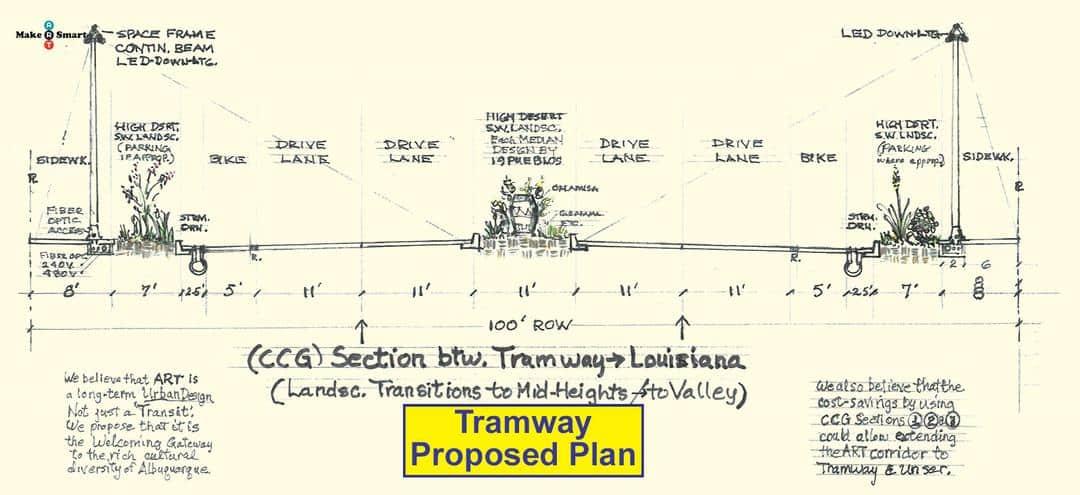 Tramway Proposed Plan
