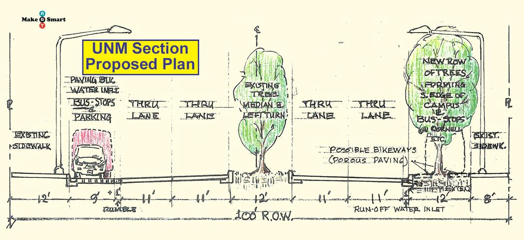 UNM Section Proposed Plan